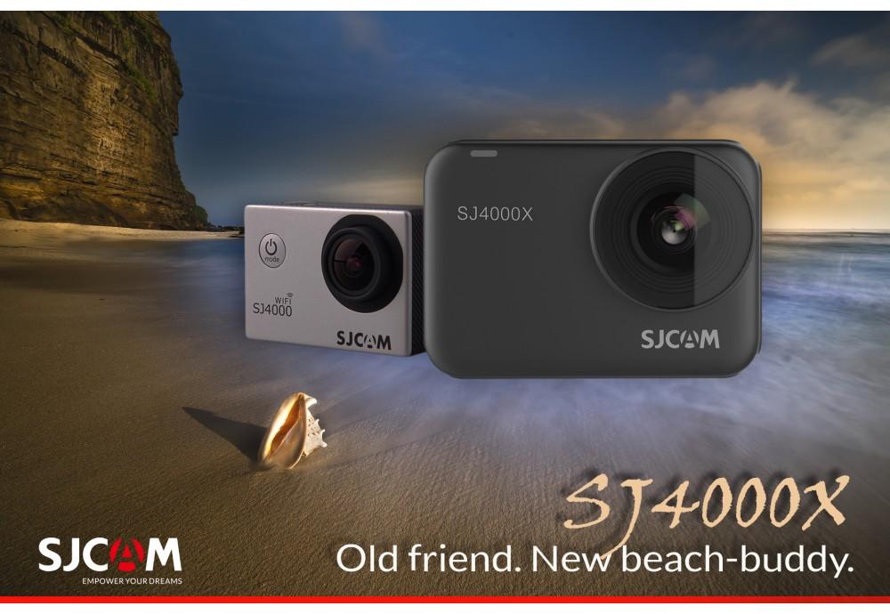 Народная экшн-камера SJ4000 получила обновление до SJ4000X
