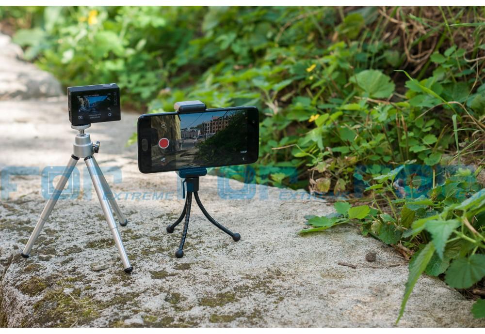 Огляд штативів для смартфонів і екшн-камер