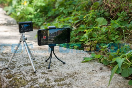 Обзор штативов для смартфонов и экшн-камер