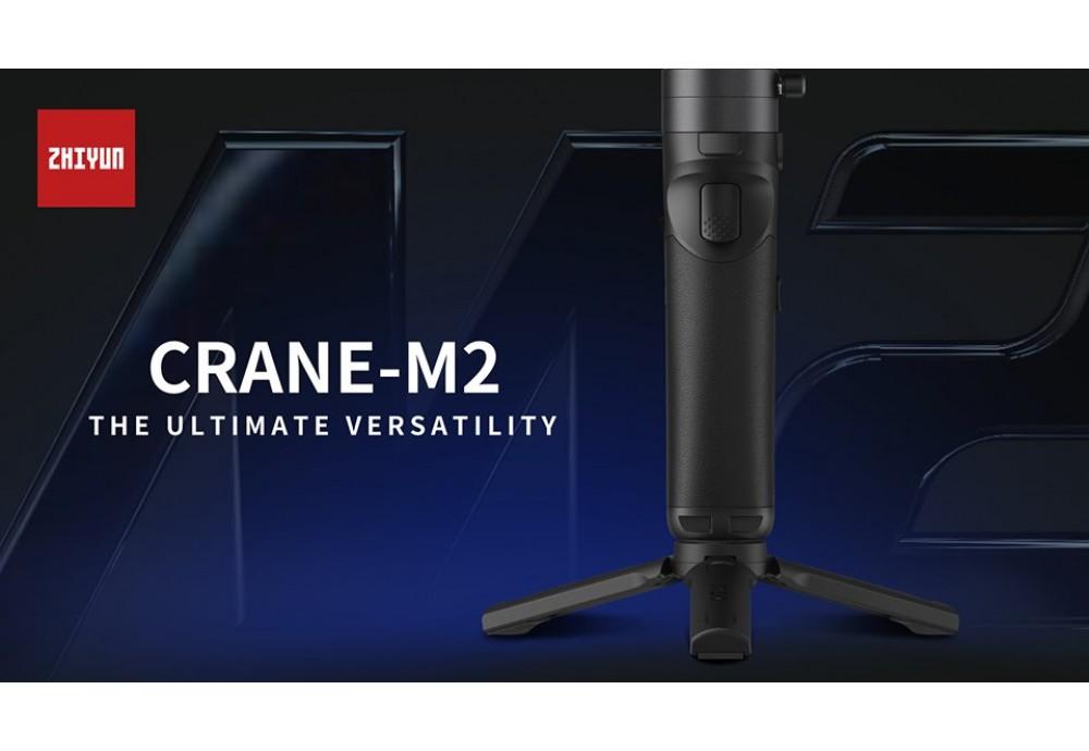 Zhiyun Crane M2 долгожданное обновление