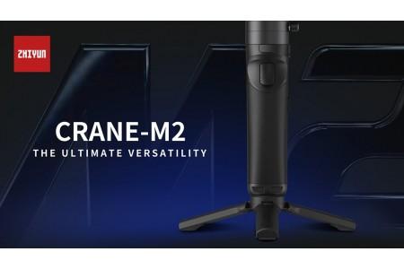 Zhiyun Crane M2 довгоочікуване оновлення