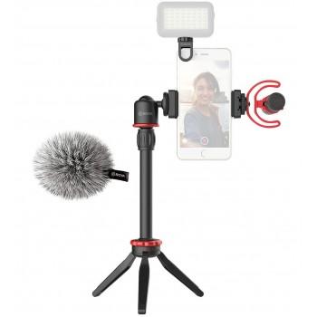 Набір блогера мікрофон BY-MM1+ штатив BOYA BY-VG330