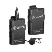 Микрофон беспроводной петличный BOYA BY-WM4 Mark II