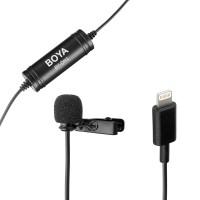 Петличний мікрофон Boya BY-DM1 для IPhone
