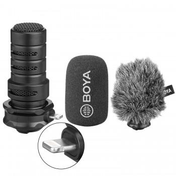 Микрофон Boya BY-DM200 для iOS устройств