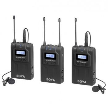 Безпровідний мікрофон Boya BY-WM8 Pro-K2