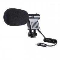 Микрофон пушка BOYA BY-VM01