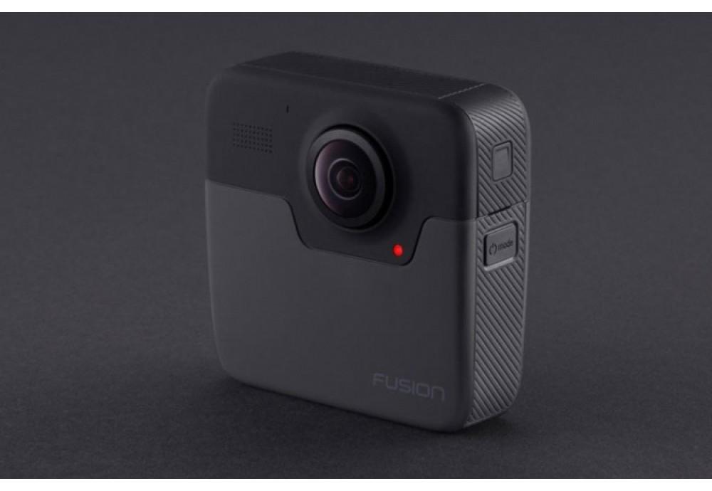 Новая камера от GoPro - Fusion 360. Примерная цена в Украине