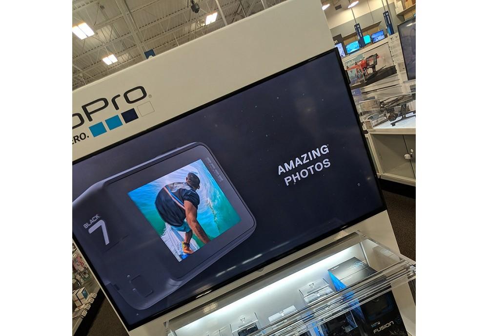 Новая линейка камер GoPro Hero7: дата выхода