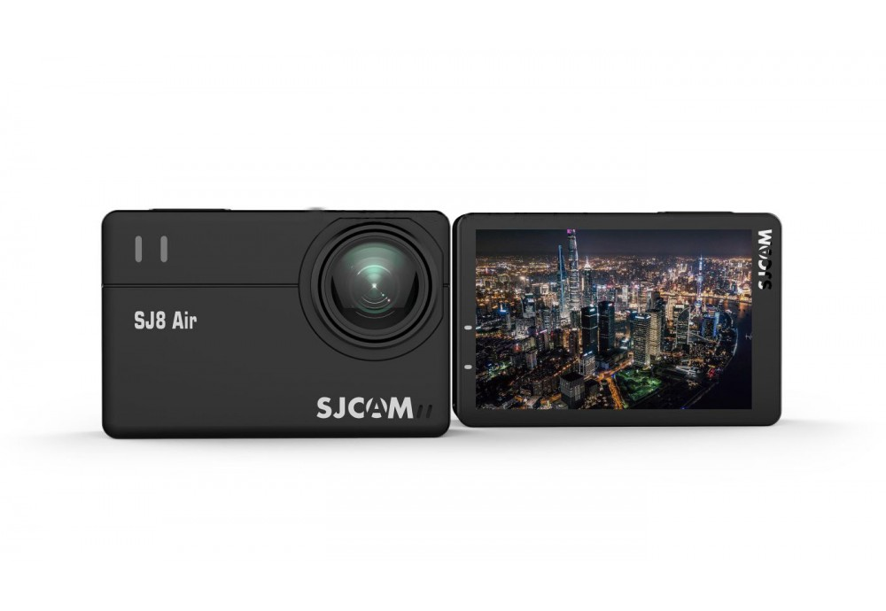 Огляд новинок от SJCAM - SJ8 Air, SJ8 Plus, SJ8 Pro