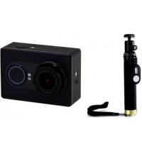 Камера экшн-камера XIAOMI YI Sport Black Travel International Edition
