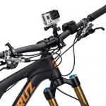 Крепление экшн-камеры на велосипед, мотоцикл