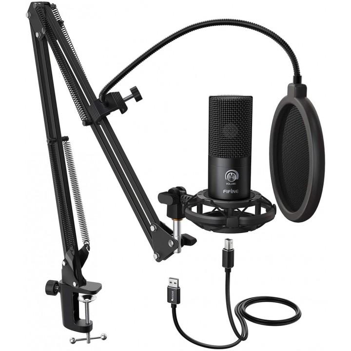 Студийный USB микрофон Fifine T669