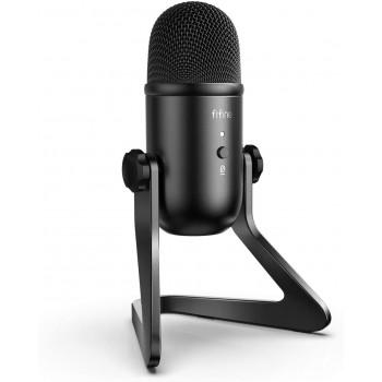 Мікрофон для подкасту USB Fifine K678