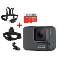 Экшн-камера GoPro Hero7 Silver (CHDHC-601-RW)