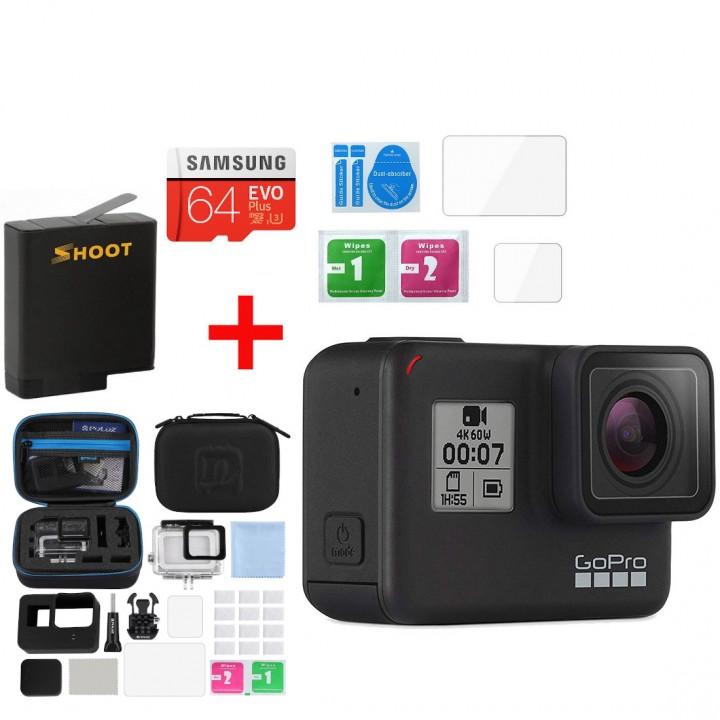 GoPro Hero 7 Black: купить по доступной цене в Украине