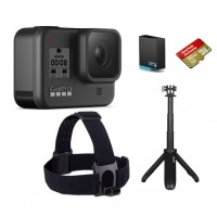Экшн-камера GoPro Hero 8 Black Special Bundle (CHDRB-801)