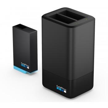 Подвійний зарядний пристрій і акумулятор GoPro Max (ACDBD-001-EU)