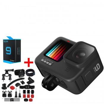 Экшн-камера GoPro HERO9 Black CHDHX-901-XX