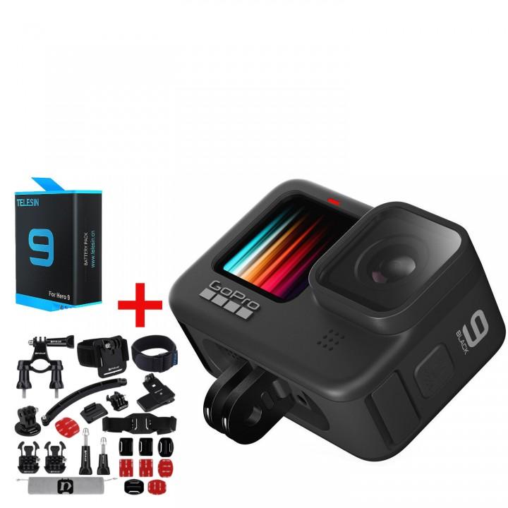 Экшн-камера GoPro HERO9 Black CHDHX-901-RW