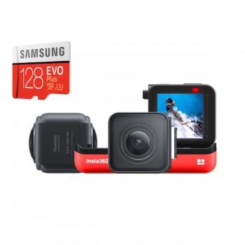 Екшн-камера Insta360 ONE R Twin Edition