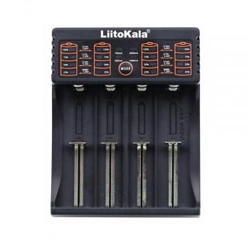 Інтелектуальний зарядний пристрій LiitoKala Lii-402
