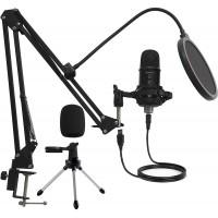 Студийный микрофон USB Mirfak TU1 Professional Kit
