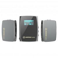 Бездротовий мікрофон рекордер подвійний MIRFAK WE10 Pro