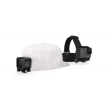 Крепление на голову оригинал GoPro Head Strap + QuickClip (ACHOM-001) Уценка