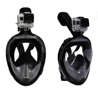 Подводная маска фулфейс для GOPRO SJCAM XIAOMI