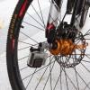 Крепление в ось велосипеда для GoPro, Xiaomi YI, Sjcam