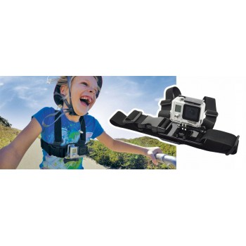 Кріплення на груди дитяче для GoPro SJCAM XIAOMI SONY Chest mount Junior