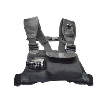Кріплення на груди з кишенею для двох камер GoPro SJCAM XIAOMI SONY