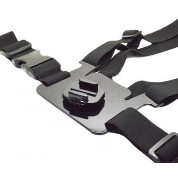 Кріплення на груди поворотне 360A GoPro SJCAM XIAOMI