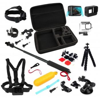 Набор креплений и аксессуаров для GoPro 8