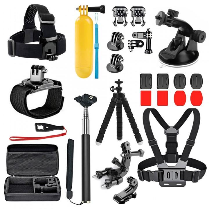 25в1 набор для экшн-камеры