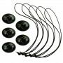 Страховочные крепления для камер GoPro SJCAM XIAOMI Camera Tethers
