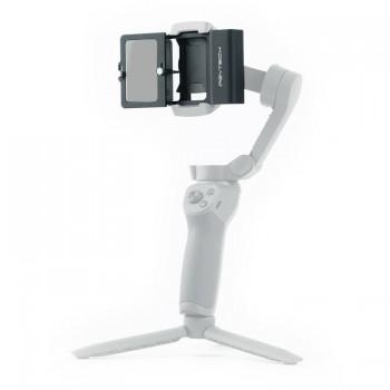Адаптер екшн-камери на стабілізатор DJI OM 4 та інші PGYTECH P-OG-020