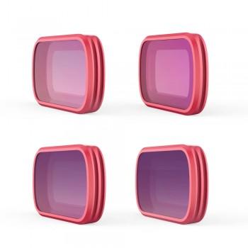 Фільтра набір ND8/PL ND16/PL ND32/PL ND64/PL для Osmo Pocket 2 / Pocket PGYTECH P-18C-014