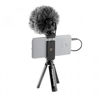 Набор блогера для смартфона PowerDeWise Video Microphone Kit