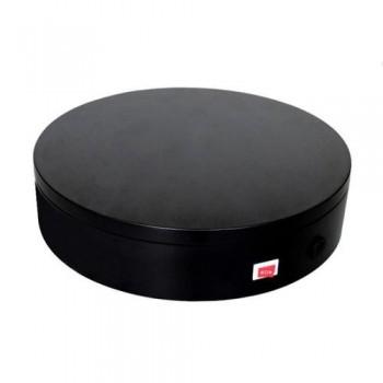 Предметний стіл поворотний 20см чорний Puluz DCA0937B