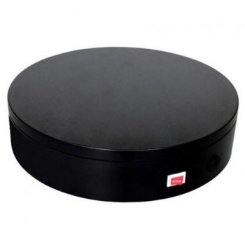 Предметний стіл поворотний 30см чорний Puluz DCA0941B
