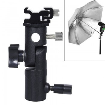 Тримач для спалаху і парасольки на стійку Puluz DCA2575