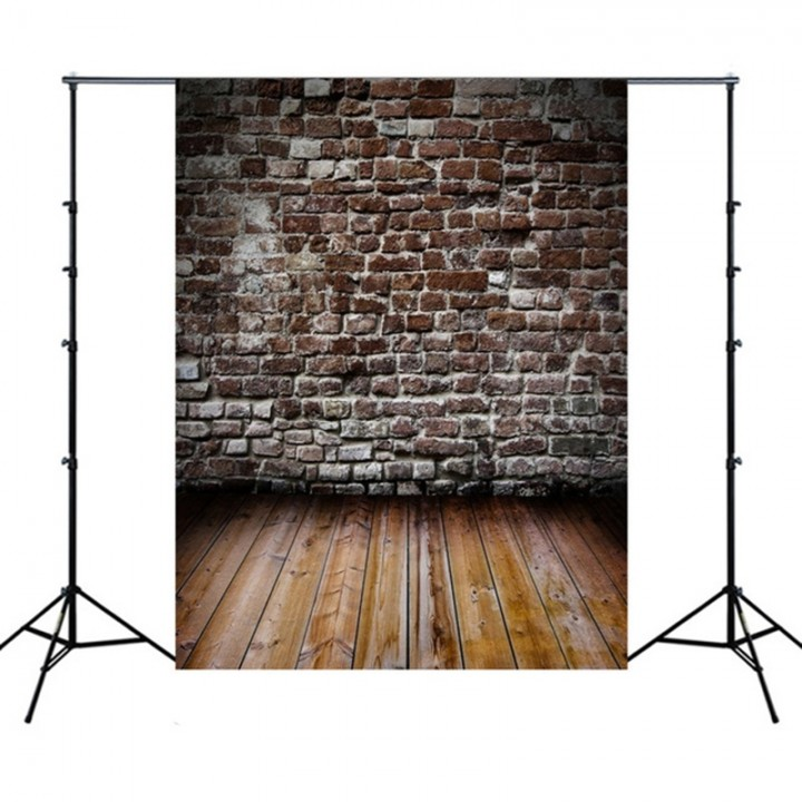 Фотофон тканевый кирпичная стена 210x150см Puluz TBD055015801I