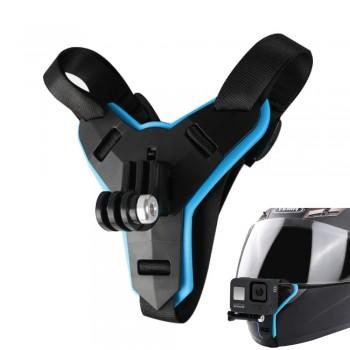 Крепление экшн-камеры на подбородок шлем мотоцикла Ruigpro S01