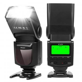 Вспышка для камер Shoot XT-670