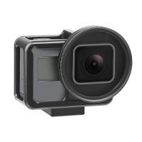 Рамка чехол металлическая CNC 3 для GoPro Hero 5 / 6 / 7
