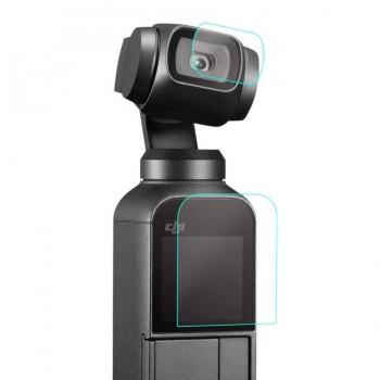 Защитное стекло Shoot для DJI Osmo Pocket / Pocket 2 (XT-530B)