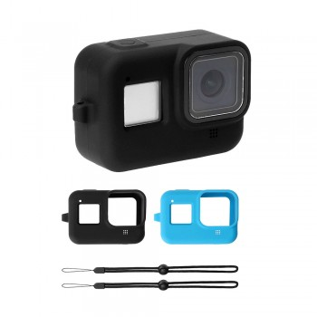 Силіконовий чохол Shoot для GoPro 8 Black