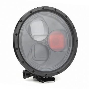 Аквабокс GoPro 7/6/5 фильтр макролинза 45м Shoot XTGP340X